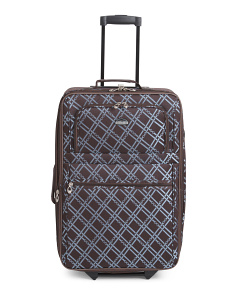 25in Pemberly Rolling Suitcase