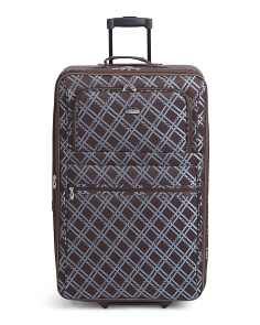 28in Pemberly Rolling Suitcase