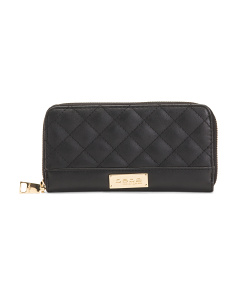 Chelsea Quilted Wallet