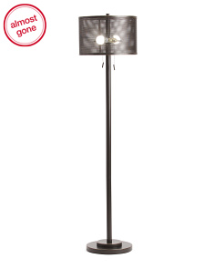 66in Oil Rubbed Bronze Floor Lamp