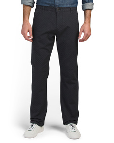 Alpha Original Stretch Slim Tapered Pants