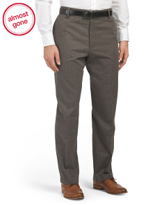 Easy Care Classic Fit Pants