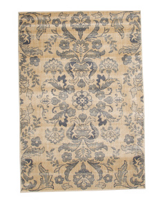 Made In Egypt Damask Area Rug