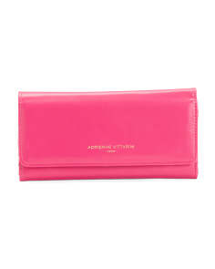 Rfid Protection Large Phone Wallet