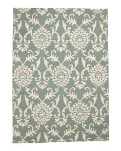 Made In India Tufted Wool Area Rug