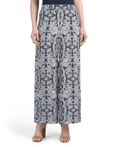 Silk Raoka Pants