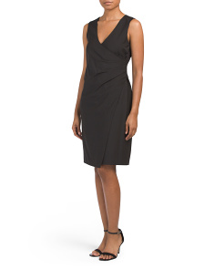 Wool Blend Karianna Dress