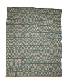 Made In India Hand Woven Soft Jute Area Rug