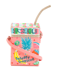 Totally Tropical Drink Crossbody