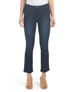 Mr Crop Flare Jeans