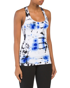 Made In USA Varick Tie Dye Tank