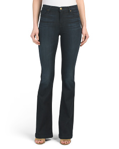 Made In USA Maria High Rise Flare Jeans