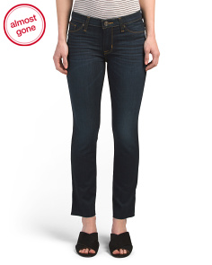 Tilda Mid Rise Ankle Jeans