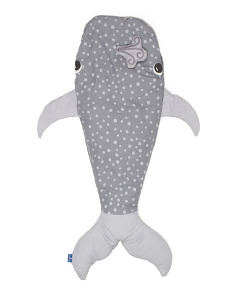 Whale Snuggle Tail Sleeping Bag