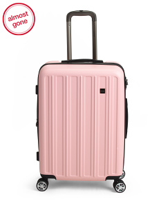 24in Wandr Expandable Spinner Suitcase