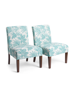Set Of 2 Laguna Dining Chairs