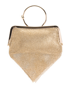 Novelty Rhinestone Evening Bag
