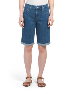 Made In USA Briella Roll Cuff Shorts