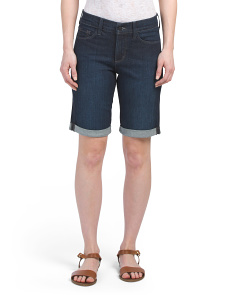 Petite Made In USA Briella Jean Shorts