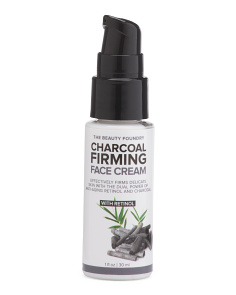 Charcoal Firming Face Cream