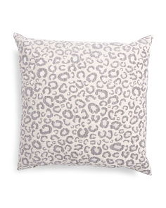 Made In USA 22x22 Chenille Pillow