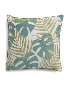 Made In USA 22x22 Tropical Pillow