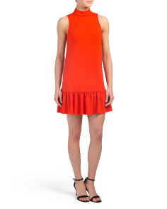 Made In USA Maka Keyhole Back Dress