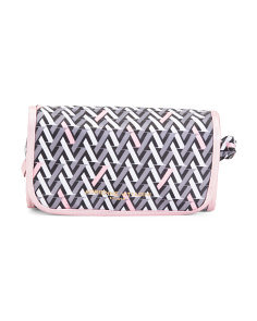 Packable Hanging Toiletry And Cosmetic Bag