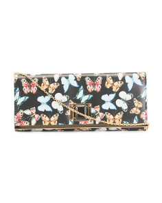 Butterfly Jewel Convertible Clutch