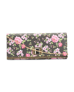 Floral Jewel Convertible Clutch