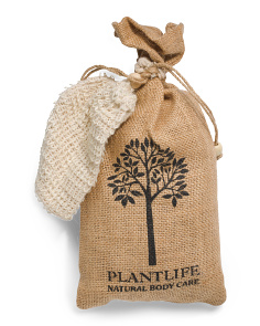 Natural Soap Grains With Jute Bag