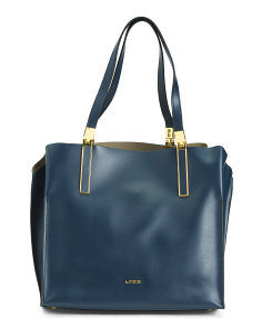 Blair Anita Leather Satchel