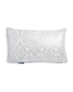 14x24 Nelly Metallic Pillow