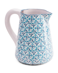 Made In Portugal Decorative Pitcher