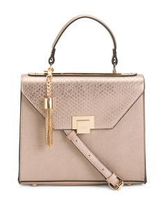Makeup Dry Snake Satchel