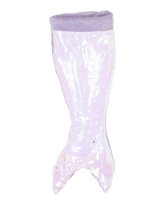 Sequin Mermaid Tail Sleeping Bag