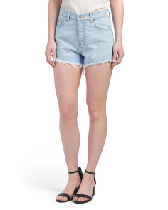 Made In Usa Drew High Rise  Shorts