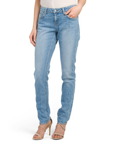 Made In USA Mila Slim Girlfriend Jeans