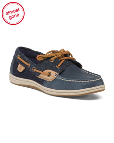 Premium Comfort Leather Boat Shoes