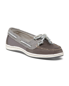 Comfort Leather Boat Shoes