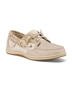 Premium Leather Boat Shoes
