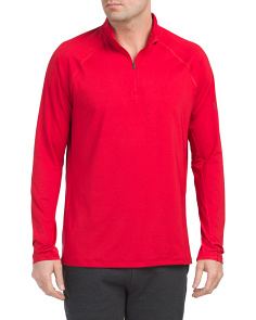 Us Perform Quarter Zip Shirt