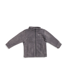 Infant Boys Birch Falls Zip Up Fleece Jacket
