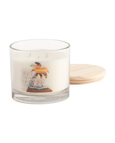 Made In USA 26oz Tropical Paradise Candle