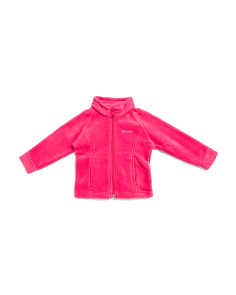 Toddler Girls Ranch Fleece Jacket