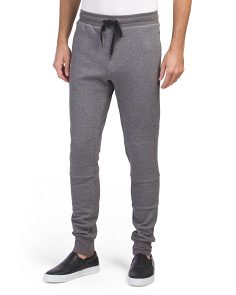 Double Knit Motto Joggers