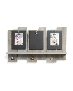 25x15 Staggered Wall Photo Display