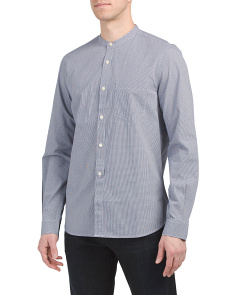 Gallery Gingham Peached Shirt