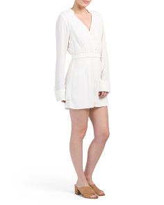 Emery Long Sleeve Romper