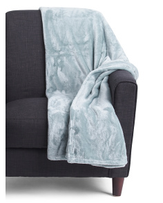 Oversized Silky Soft Plush Throw
